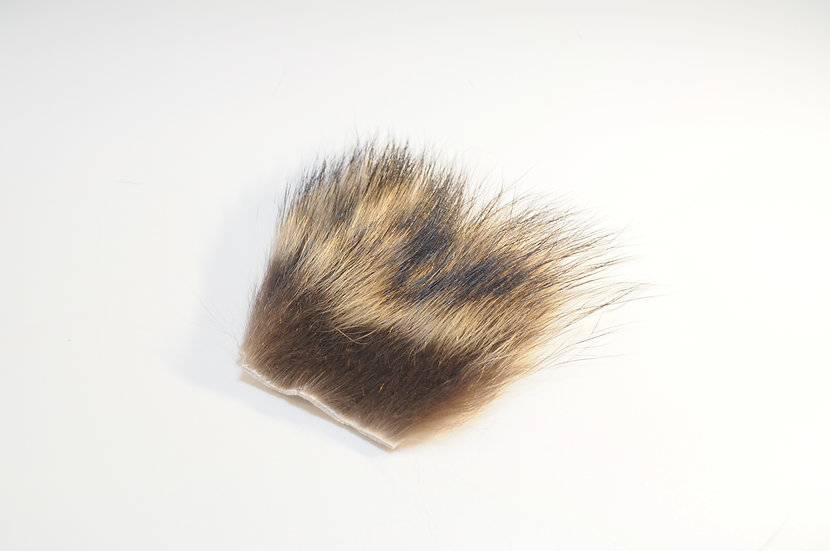 Raccoon Premium Wing Fur