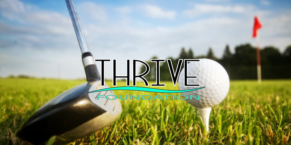 Thrive Foundation presents SHED2's FALL Classic -Golf Outing - Folds of Honor