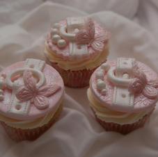 pink cupcake buckles