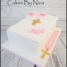 White Pink Bible