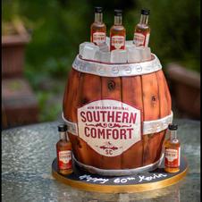 Southern Comfort Barrel
