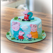 pappa pig and family