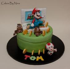 Mario Handset