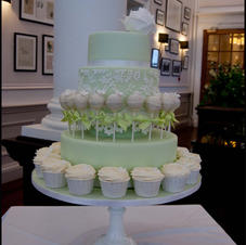 Cake Pop Wedding