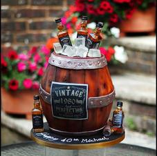 Jack Daniels barrell