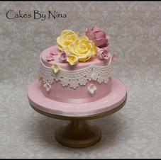 Pink Lemon Floral