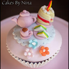 One for the Lady Cupcake