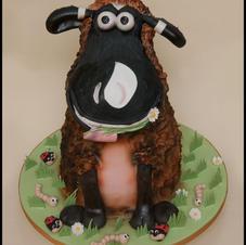 Hamish the Sheep