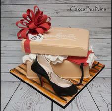 designer shoe box