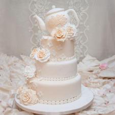 Teapot Wedding