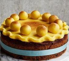 Simnel Easter Cake