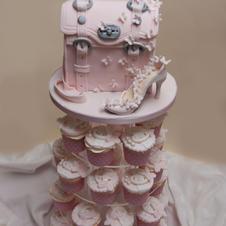 Bag and Cupcakes