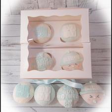 Godparent Cupcakes