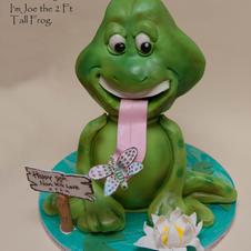 Harold the Frog
