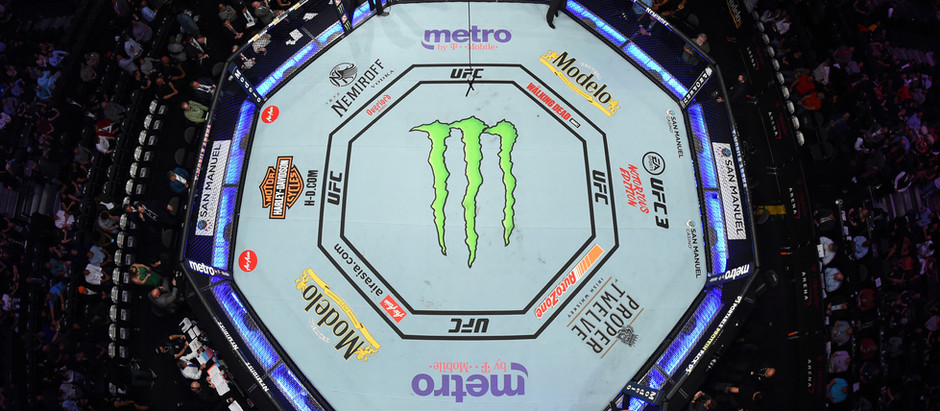 Huge UFC card at the start of 2022