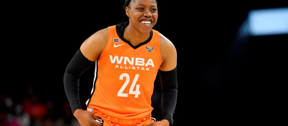 Team USA Stunned against the WNBA All Stars