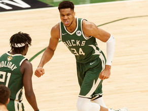 Bucks makes a statement to the Nets on opening night
