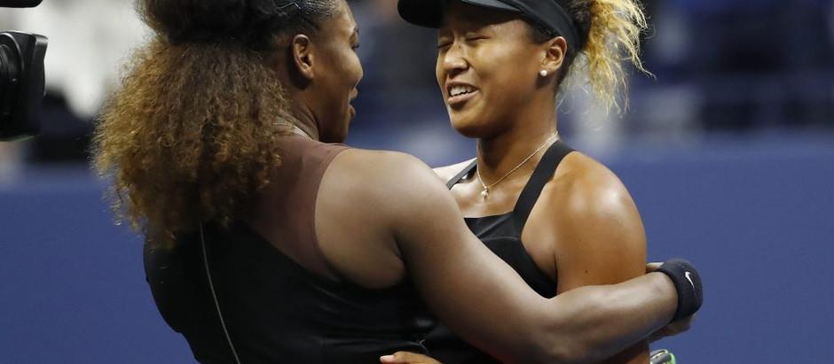 Serena Williams advances to the semifinals to play Naomi Osaka at the Australian Open