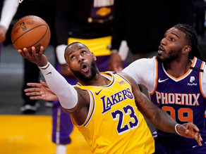 Lakers embarrassed in a loss to the Suns 115-105