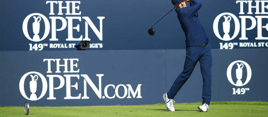 Open Championship Preview