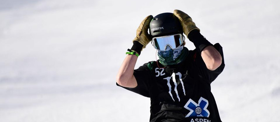 Dusty Henrickson stuns everyone and wins the Jeep Men's Snowboard Slopestyle