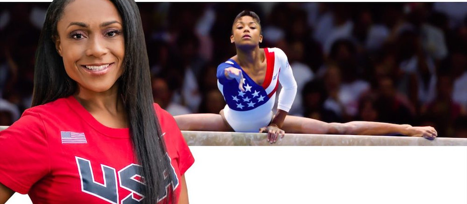 Dominique Dawes teams up with Uninterrupted as EP for gymnasts docu-series