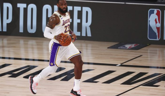 Lakers' Offense Turns Cold Against OKC