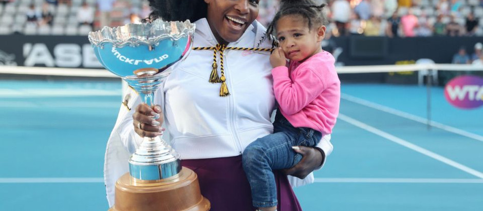 Serena Williams will be playing in the Australian Open