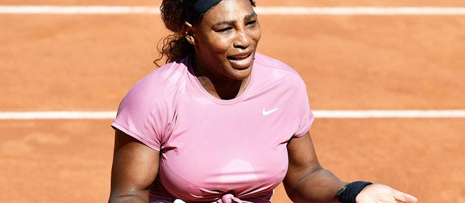 Serena Williams continues to struggle with finding her range against younger opponents