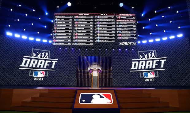The Diamondbacks select 10 players in the 2021 MLB Draft