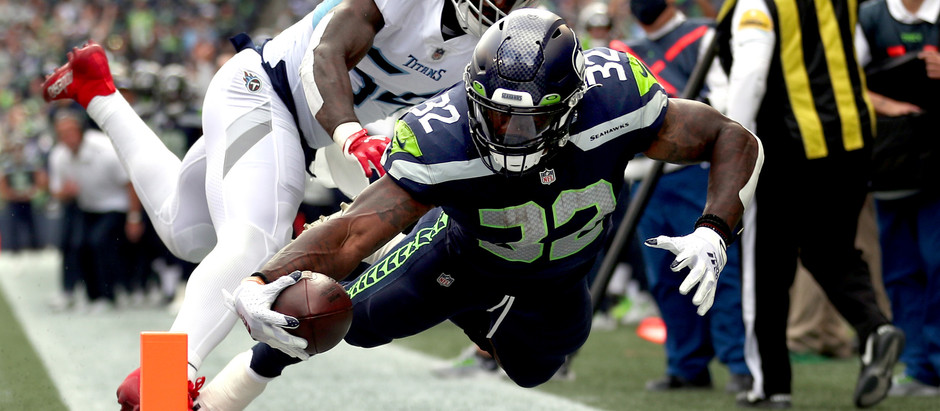 Seahawks lose composure in second half and dropped home opener against Titans