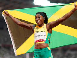Elaine Thompson proves once again that she is the fastest woman in the world
