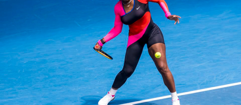 Serena Williams chasing down another major at the Australian Open