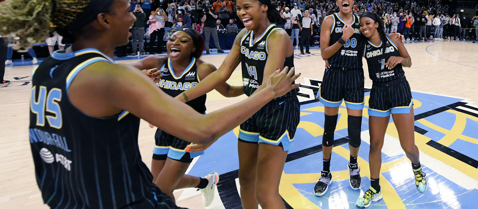 Sky rains down on the Mercury's parade in Game 1 of the WNBA Finals 91-77