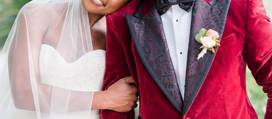 Issa Rae jumps the broom with long time friend