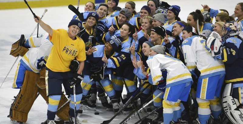 National Women's Hockey League Semi championship and final will broadcast live Feb.4-5