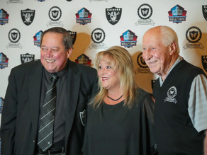The Fred Biletnikoff Foundation officially makes its way to Las Vegas