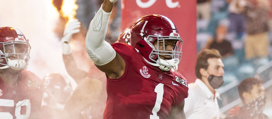Alabama's Pro Day Will Broadcast Live on ESPN March 23