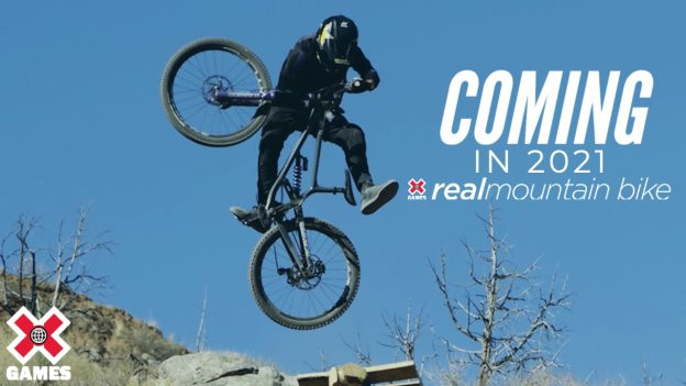 X Games will showcase real mountain bike video competition next year