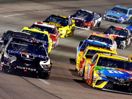 NASCAR's Playoff Action Returns to Richmond,VA