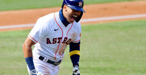 Houston Astros hang on to win Game 5, 4-3