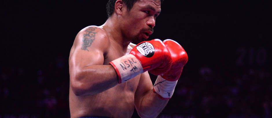 Who is next for Manny Pacquiao