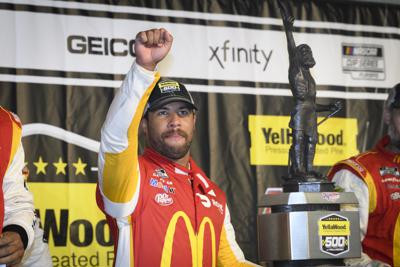 Bubba Wallace Wins at Talladega, First Black Driver in 58 Years to Win