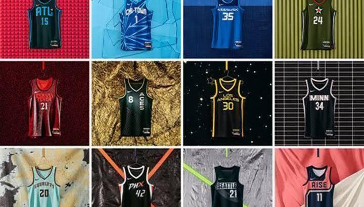 Nike introduces new WNBA uniforms