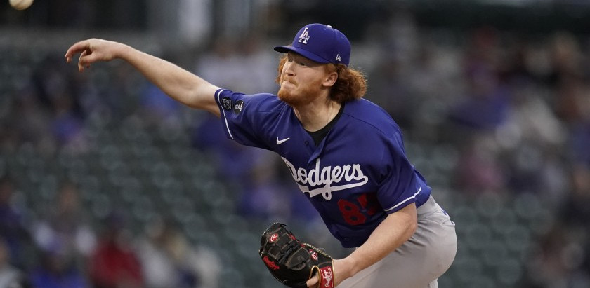 Dodgers offense gets cold in late innings