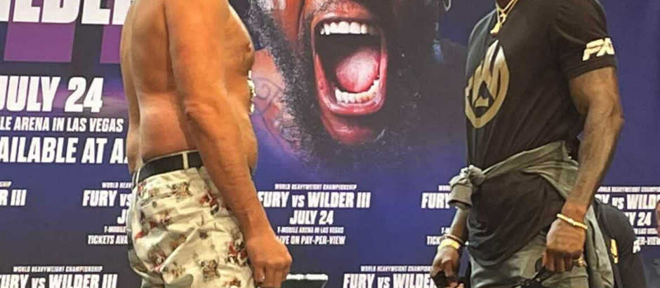 Deontay Wilder wants the world to know that this fight between Tyson Fury will be different