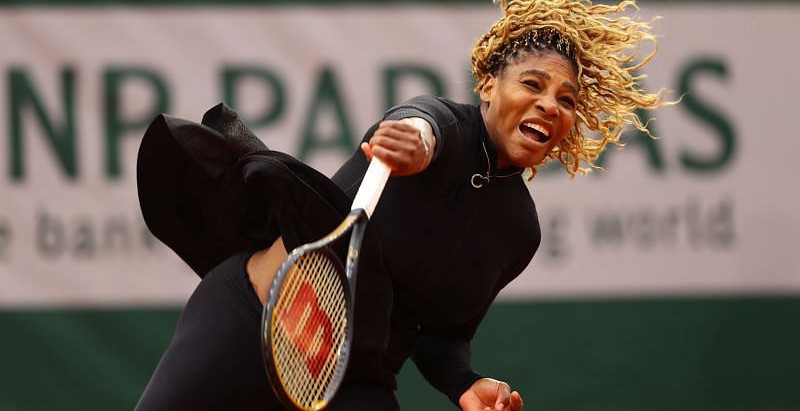 Serena Williams eliminated from Italian Open