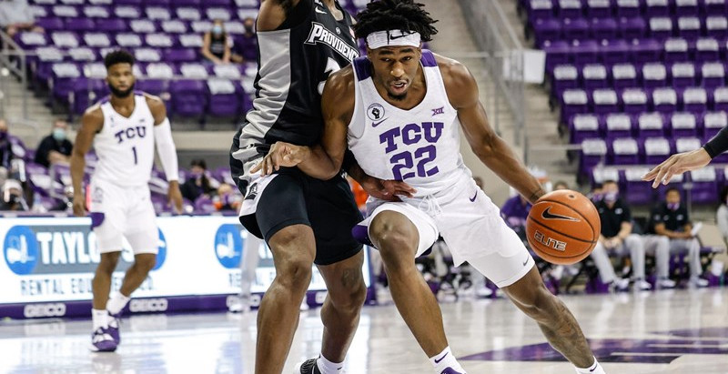 TCU had 19 turnovers in a loss to Providence 79-70