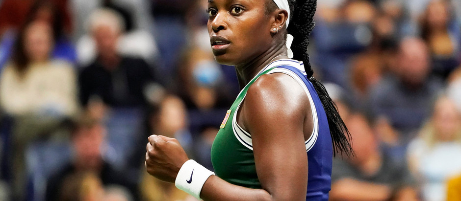 Tennis star receives hate messages after US Open loss