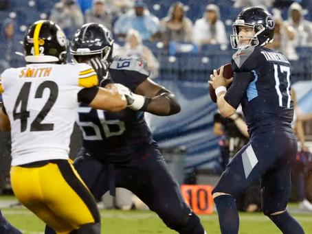 Steelers vs Titans game postponed to later in season